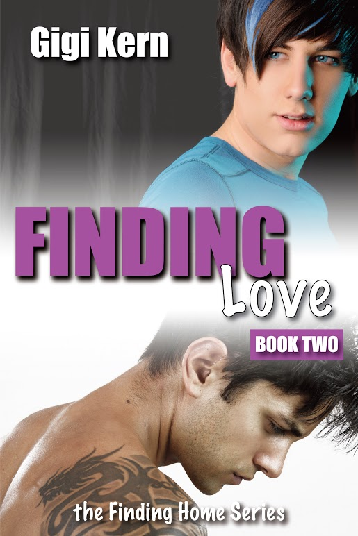 Finding Love eBook Cover Final